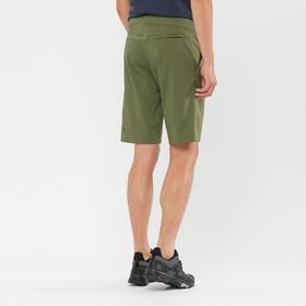 Salomon Explr Shorts Men, olive night